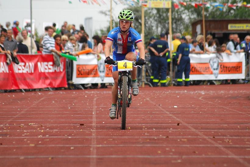 ME XC 2008 St. Wendel - ženy Elite: Pavla Havlíková
