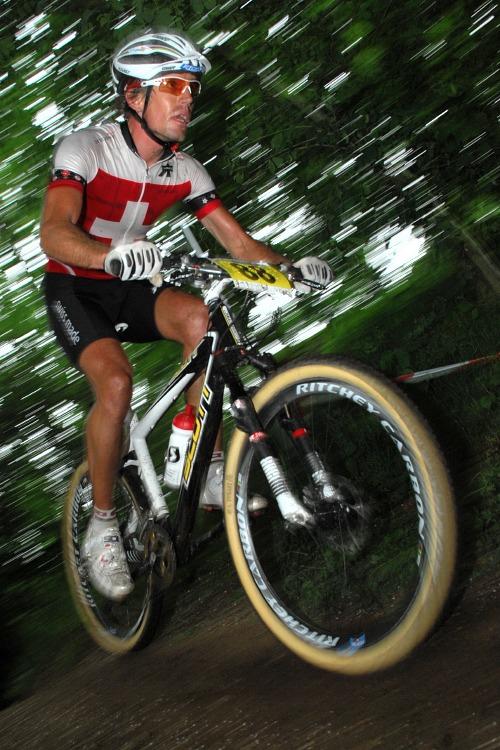 ME XC 2008 St. Wendel - muži Elite: nestárnoucí Thomas Frischknecht
