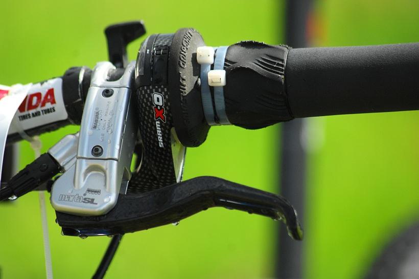Biky mistry� USA a Evropy: Titanovo-karbonov� Seven IMX Ameri�anky Mary McConneloug