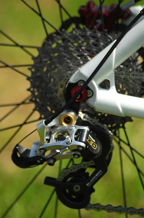 Biky mistry� USA a Evropy - karbonov� Ghost N�mky Sabine Spitz