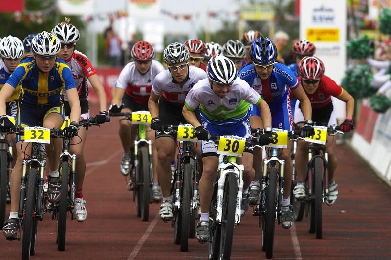 Mistrovství Evropy - 17.5.2008, St. Wendel/GER - start žen U23
