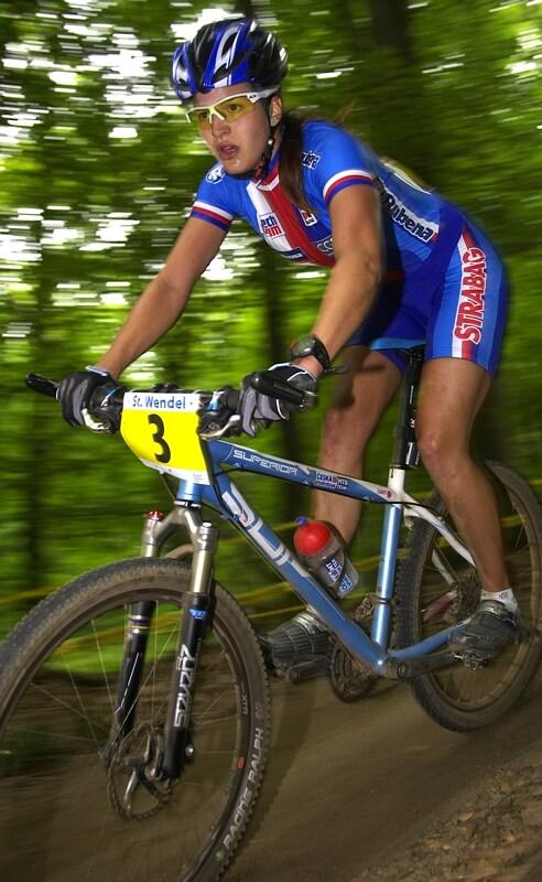 Mistrovství Evropy - 17.5.2008, St. Wendel/GER - Tereza Huříková