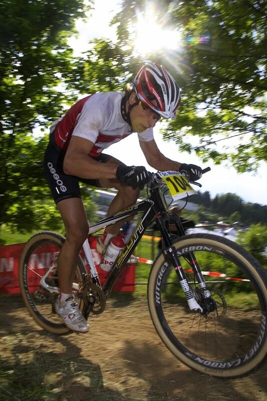 Mistrovství Evropy - 17.5.2008, St. Wendel/GER - Nino Schurter