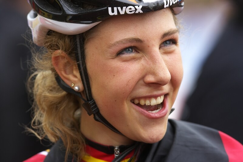 Mistrovství Evropy - 17.5.2008, St. Wendel/GER - Mona Eiberweiser