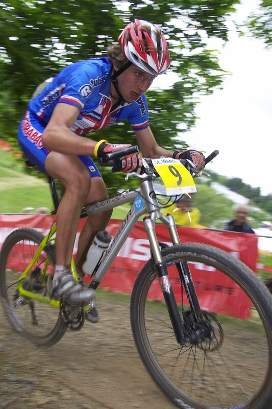 Mistrovství Evropy - 17.5.2008, St. Wendel/GER - Ondřej Cink