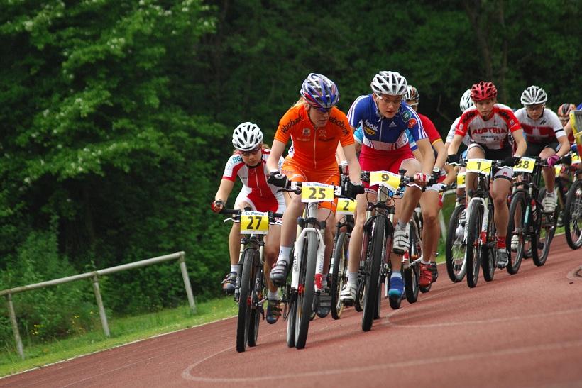 ME XC 2008, St. Wendel - juniorky: start