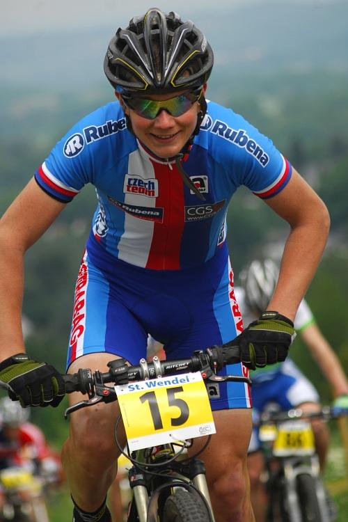 ME XC 2008, St. Wendel - junio�i: Josef Rajchart