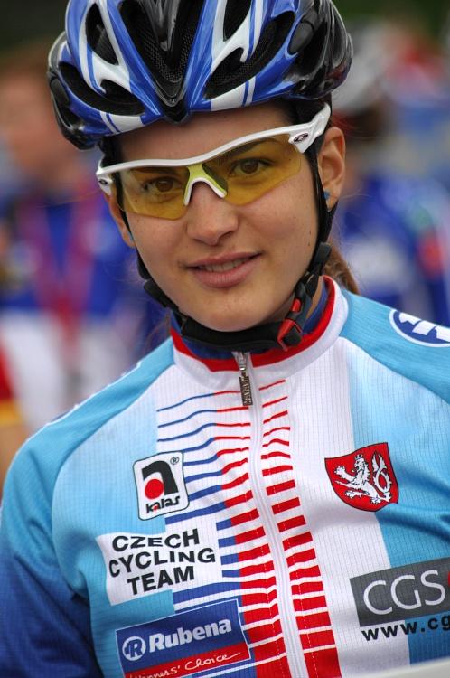 ME XC 2008, St. Wendel - ženy U23: Tereza Huříková