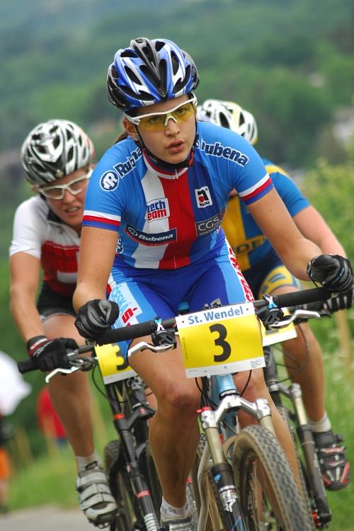 ME XC 2008, St. Wendel - ženy U23: Klidná Tereza na špici ve druhém kole