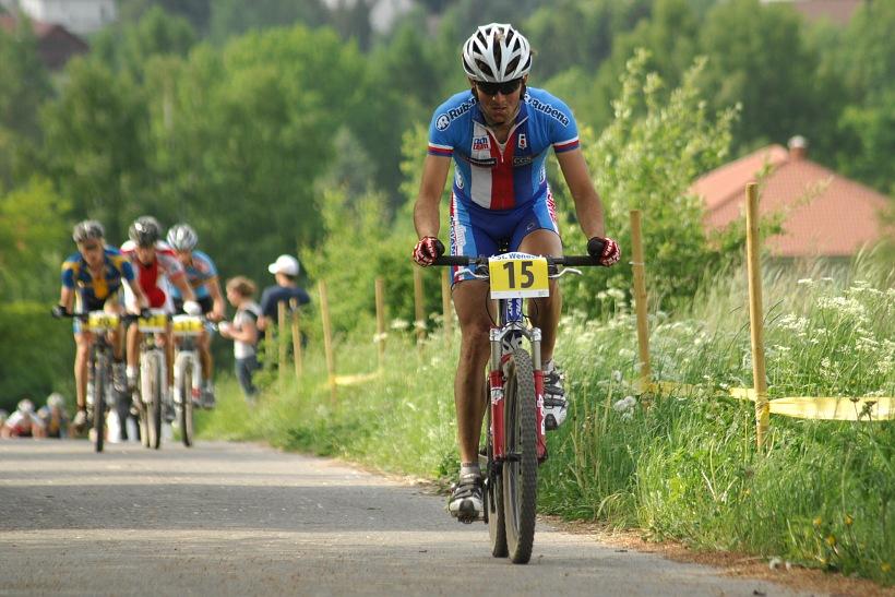ME XC 2008, St. Wendel - muži U23: Jan Škarnitzl