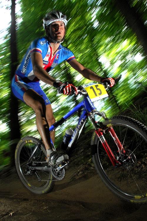 ME XC 2008, St. Wendel - mu�i U23: Jan �karnitzl
