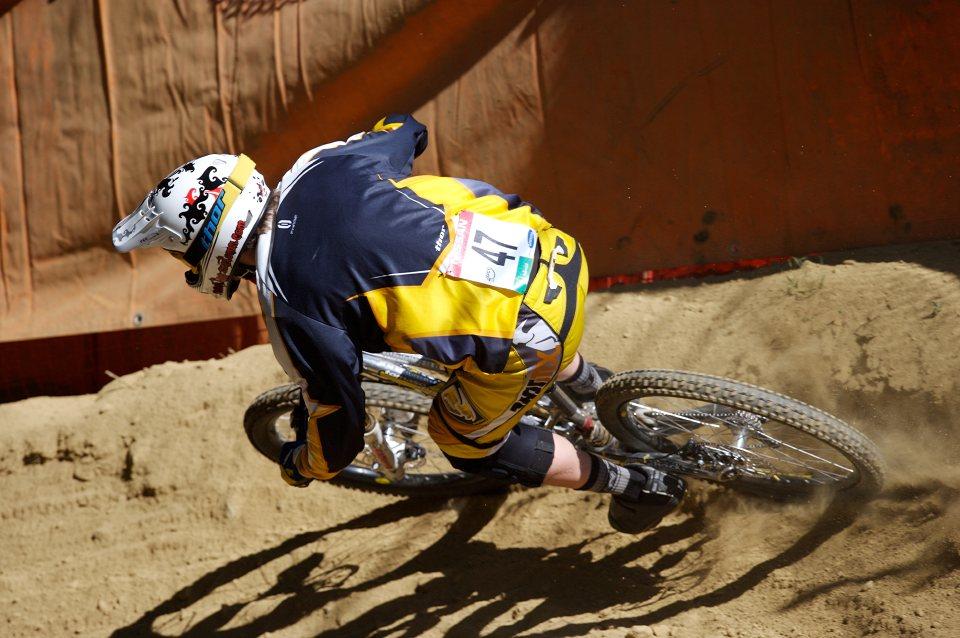 SP DH #1 Maribor 2008 Tom Deacon