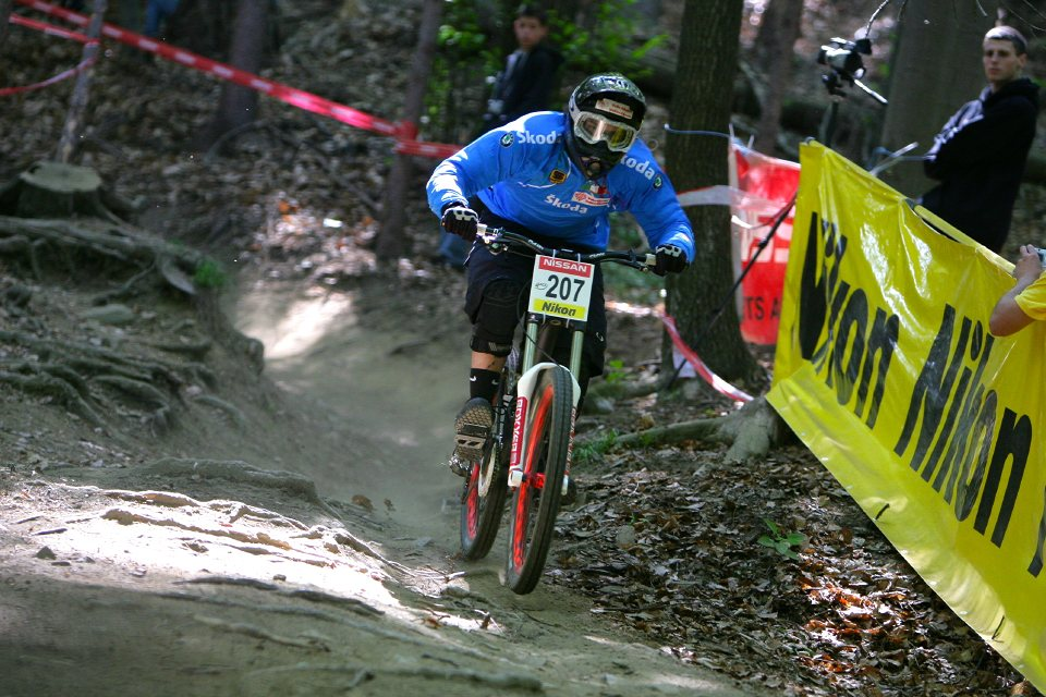 SP DH #1 Maribor 2008