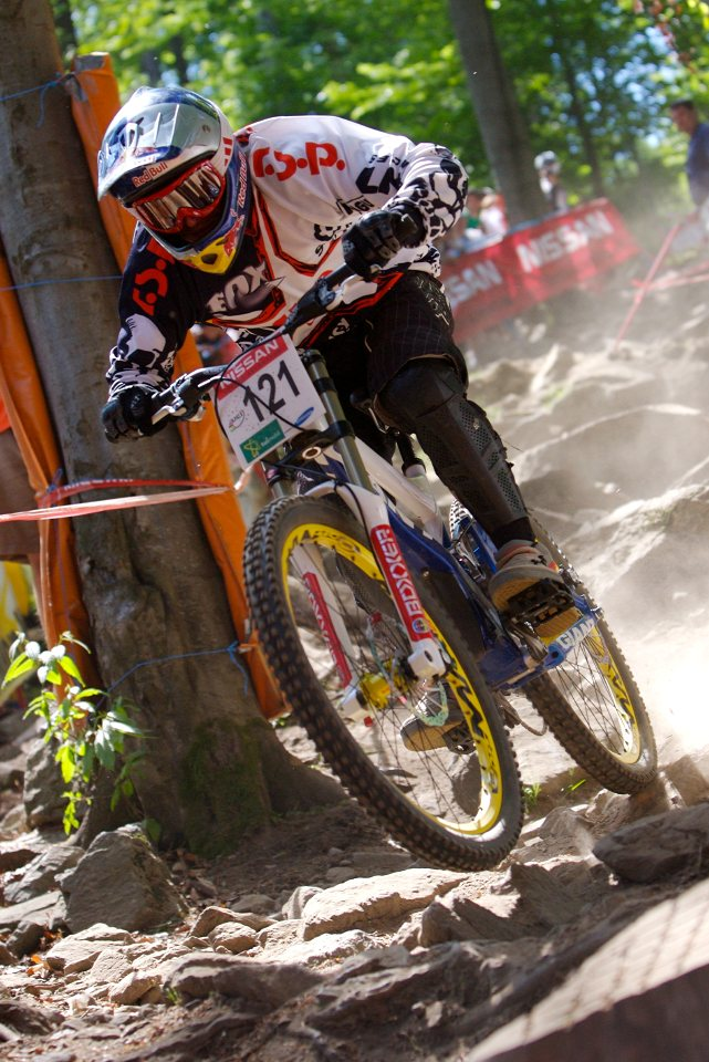 SP DH #1 Maribor 2008 Michal Maroši