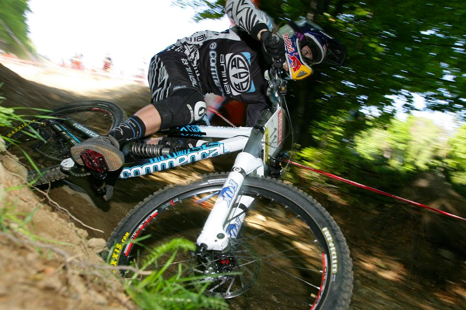 SP DH #1 Maribor 2008 Rachel Atherton
