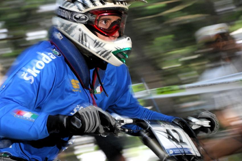 MS MTB 2008 Val di Sole - DH junioři & juniorky