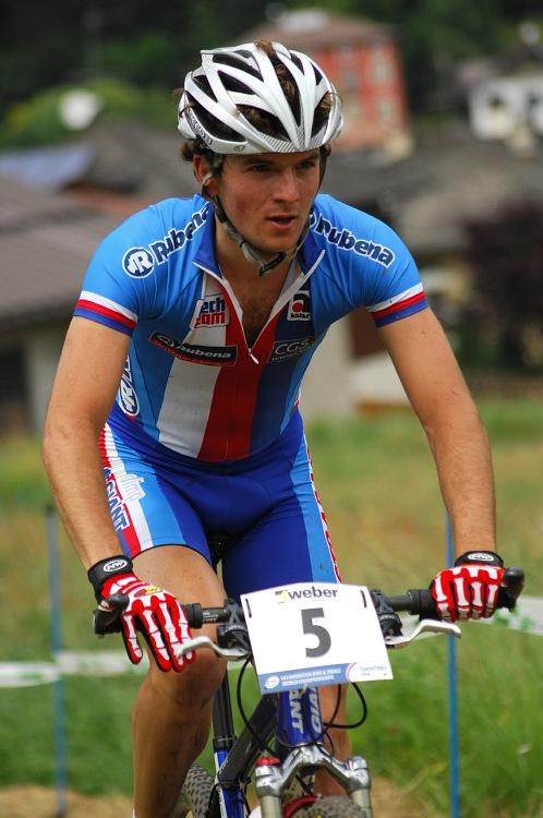 MS 2008 Val di Sole - muži U23: Jan Škarnitzl