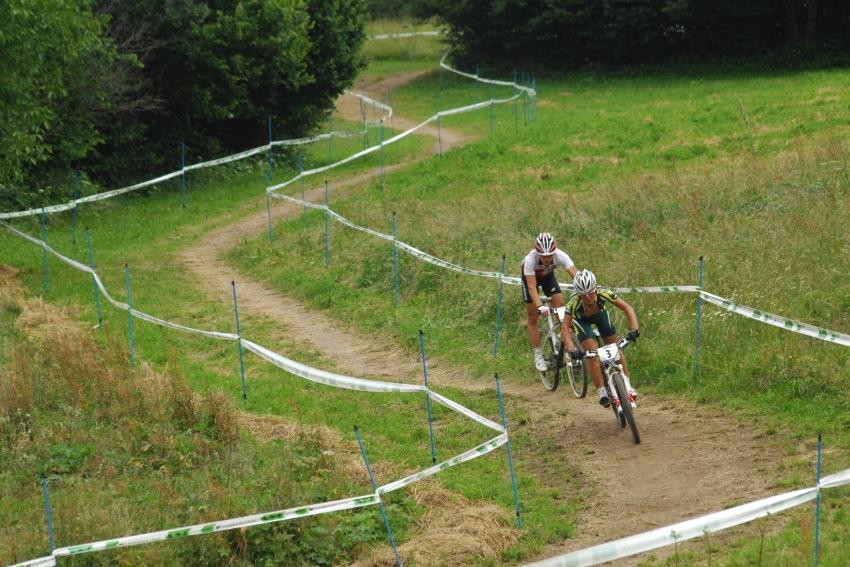 MS 2008 Val di Sole - mu�i U23: Stander a Schurter na �ele