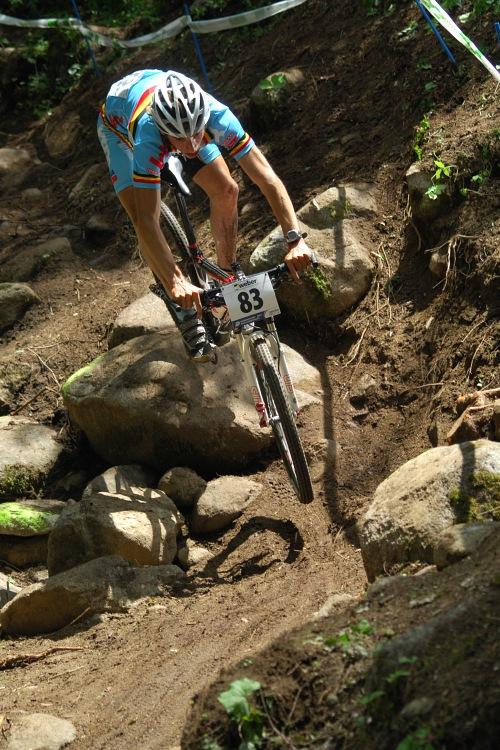 MS 2008 Val di Sole - muži U23: