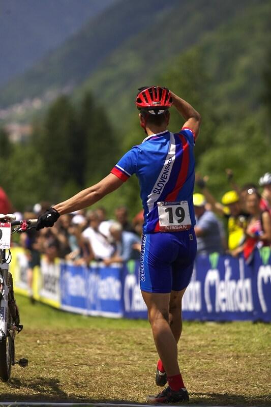 "UCI MTB Wolrd Championship 2008 - Val di Sole/ITA - 19.6. - ""Tak kde ste, chlapi?"""