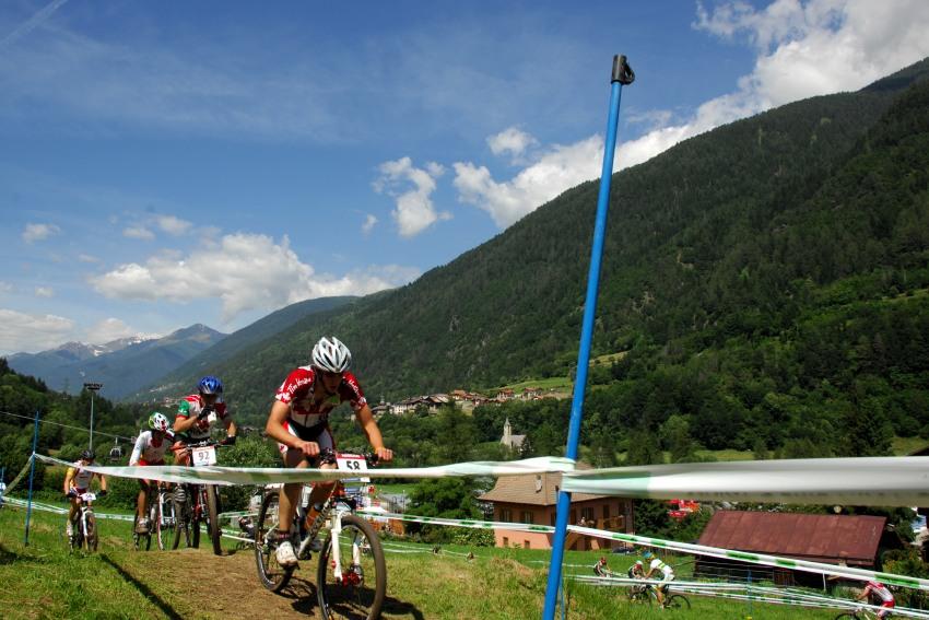MS MTB 08 Val di Sole - XC junioři: