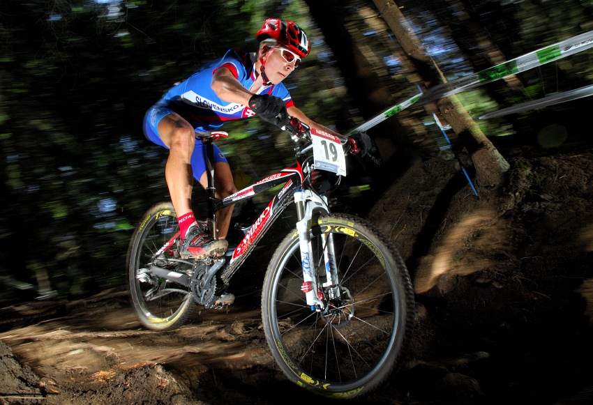 MS MTB 08 Val di Sole - XC junioři: Peter Sagan /SVK/