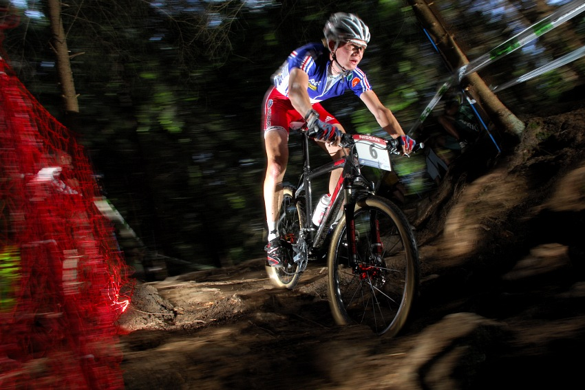 MS MTB 08 Val di Sole - XC junioři: Arnaud Jouffroy /FRA/