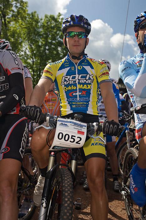 Kolo pro život - Gluszyca Marathon - 14.6. 2008