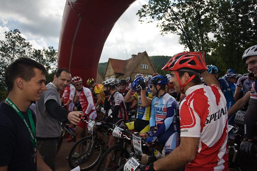Kolo pro �ivot - Gluszyca Marathon - 14.6. 2008