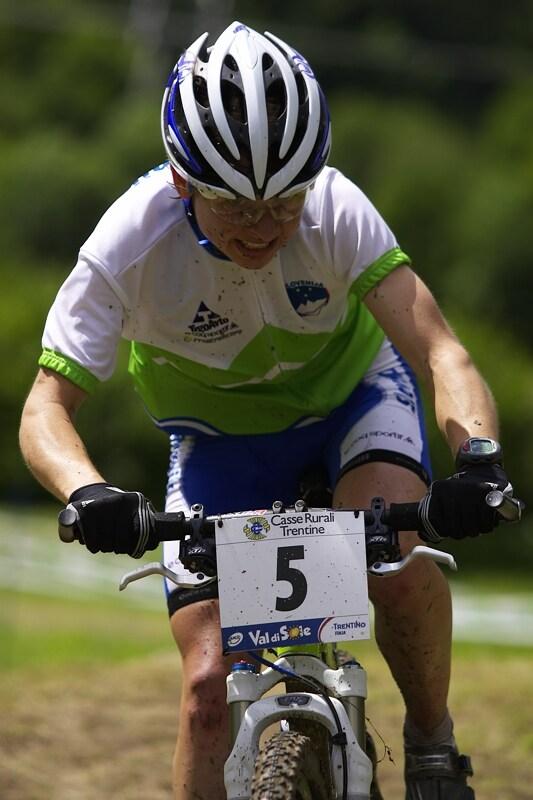 UCI MTB World Championship 2008 - Val di Sole/ITA - 18.6. - Tanja Zakelj