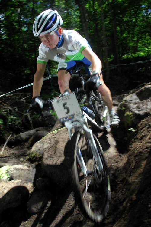 MS MTB 2008 Val di Sole - ženy U23: Tanja Žakelj