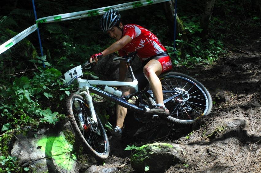 MS MTB 2008 Val di Sole - ženy U23