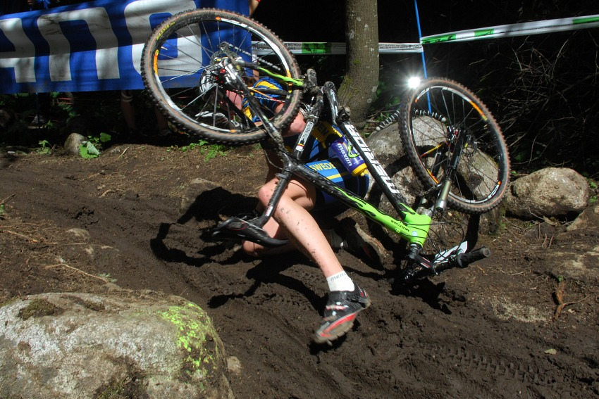 MS MTB 2008 Val di Sole - �eny U23