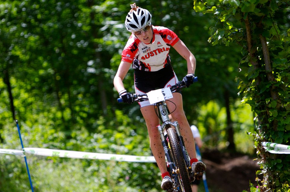 MS 2008 Val di sole ženy do 23 Stephanie Wiender