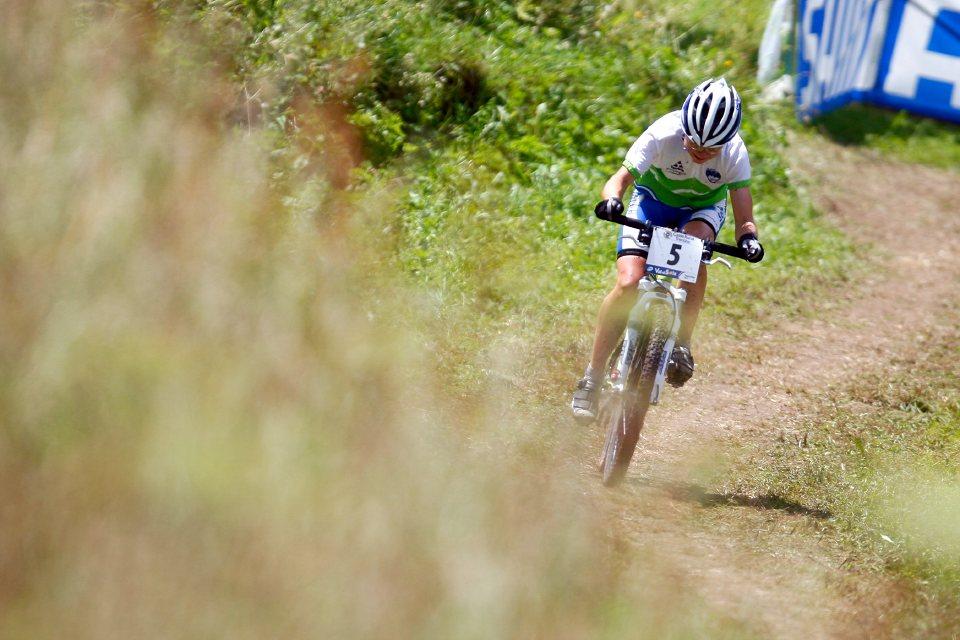 MS 2008 Val di sole ženy do 23 Tanja Zakelj