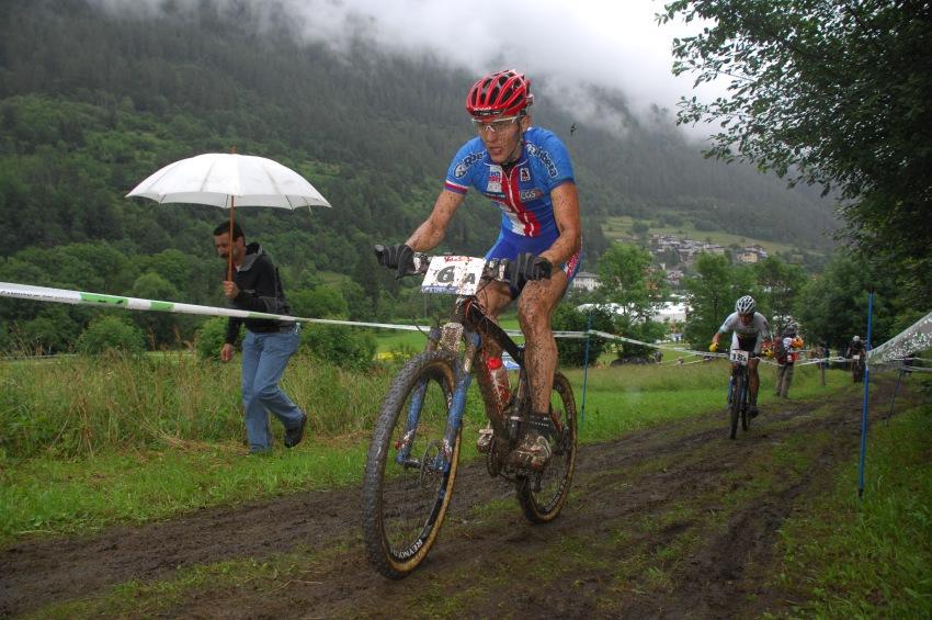 MS MTB 2008, Val di Sole - �tafety