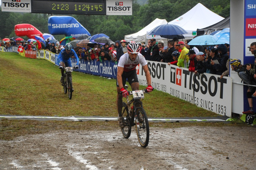MS MTB 2008, Val di Sole - �tafety