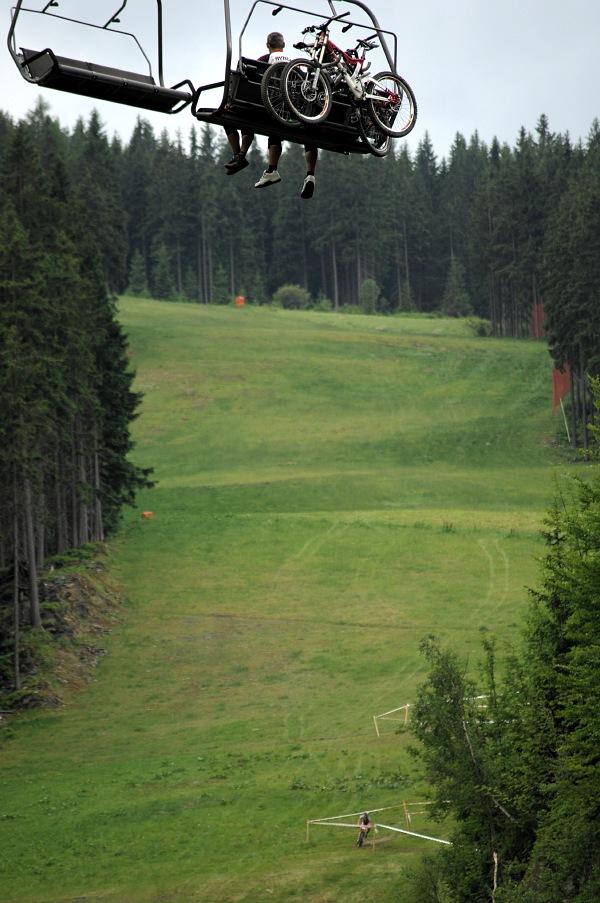 ČP XC #4 Špindlerův Mlýn 2008