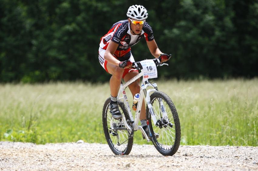 Giant Berounský BikeMaraton 2008: Petr Vachek