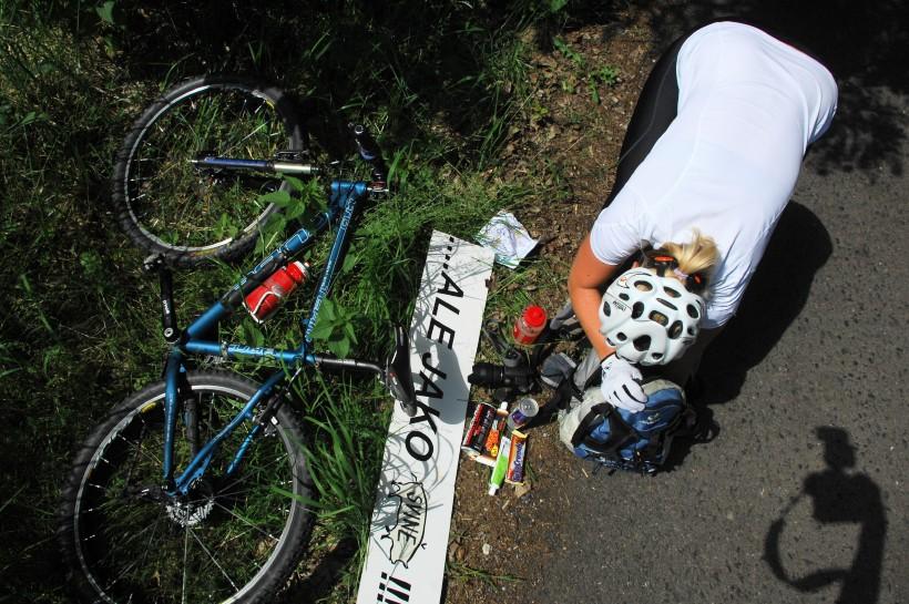 ČP XCM #3 2008 - Specialized Extrém Bike Most: výbava správného doprovodu