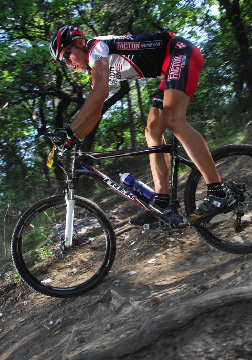 ČP XCM #3 2008 - Specialized Extrém Bike Most: Tomáš Vokrouhlík