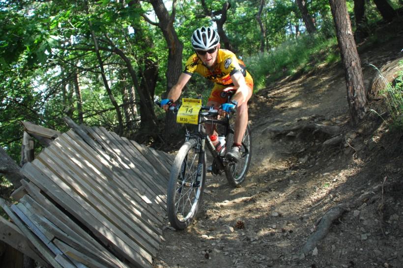 ČP XCM #3 2008 - Specialized Extrém Bike Most: Václav Šafránek