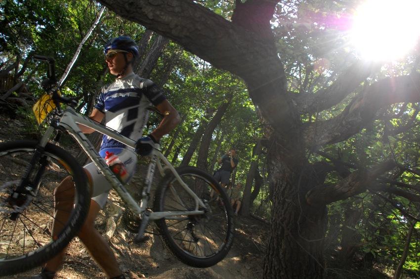 �P XCM #3 2008 - Specialized Extr�m Bike Most: Jakub Sedl��