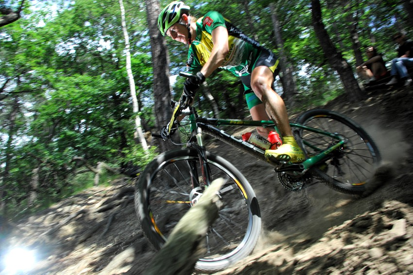 ČP XCM #3 2008 - Specialized Extrém Bike Most: Mário Nebesář