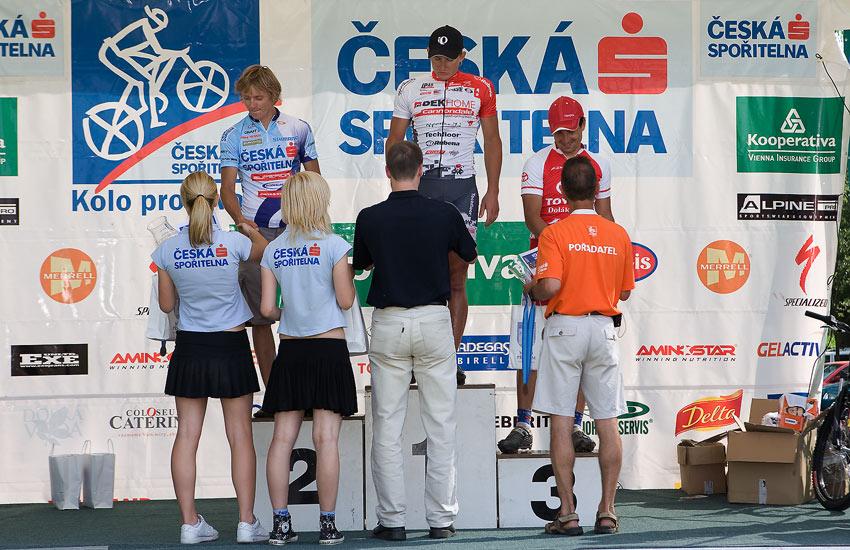 Kolo pro život - Příbramský permoník české spořitelny - 31.5. 2008