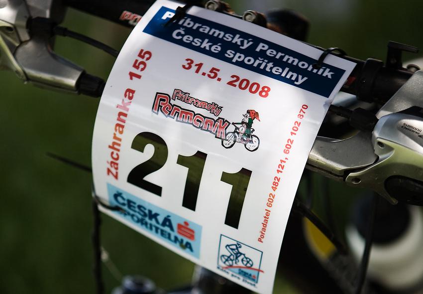 Kolo pro �ivot - P��bramsk� permon�k �esk� spo�itelny - 31.5. 2008