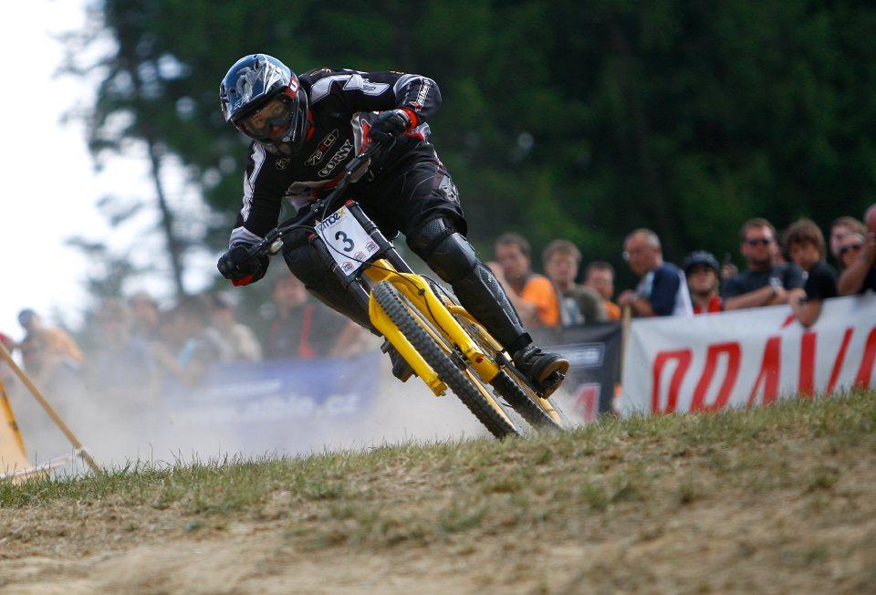 Remoex DH Cup 2008 No.3 - Velké Karlovice