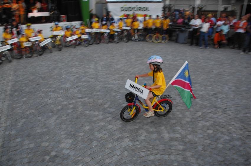 MS Maraton 2008 - Villabassa /ITA/ - zahajovací ceremoniál