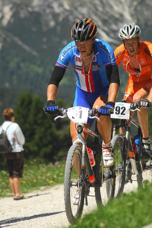 MS Maraton 2008 - Villabassa /ITA/ - Ivan Ryba��k