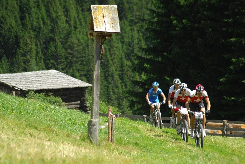 """MS Maraton 2008 - Villabassa /ITA/ - druhá """"švýcarská"""" skupina"""